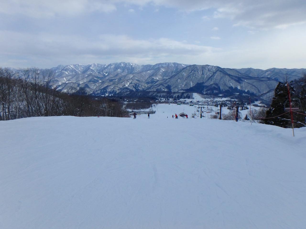 スキー 高原 天気 池 栂 場